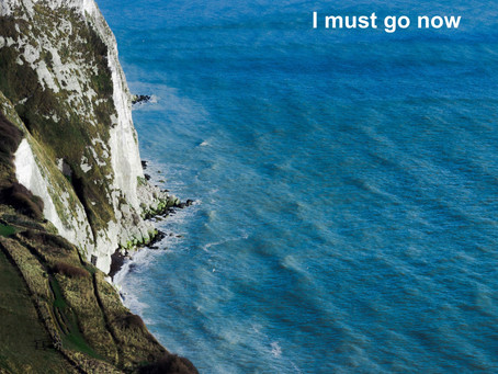 I Must Go Now - OUT NOW!
