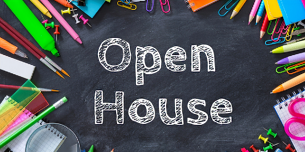 July24th | Open House  2 - 6 pm