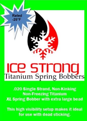 Titanium XL Spring Bobber