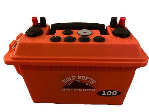 100 Series (Blaze Orange)