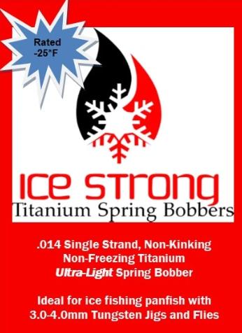 Titanium Ultra-Light Spring Bobber
