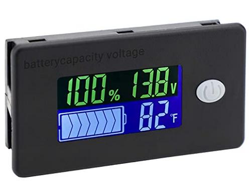 Battery Capacity Monitor