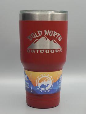 Bold North Outdoors 30oz. Tumbler