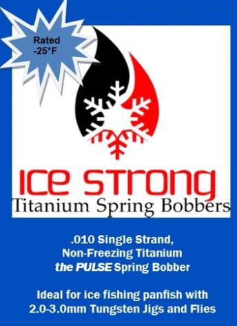 Titanium Pulse Spring Bobber