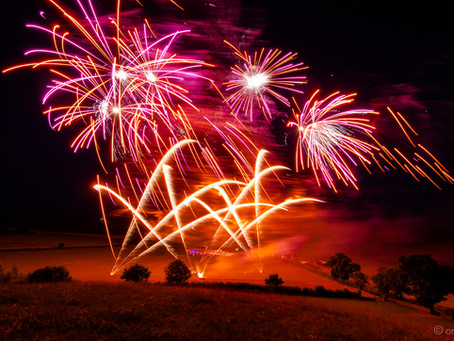 Your Guide to Wedding Fireworks in Wiltshire
