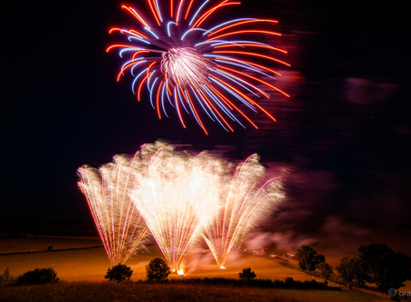Your Guide to Wedding Fireworks in Lancashire