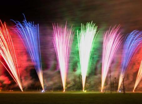 Southport British Musical Firework Championship 2019