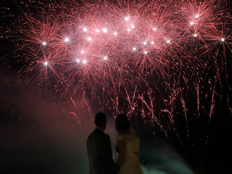 Bowood Hotel (Wiltshire) - Wedding Fireworks by Northern Lights Fireworks