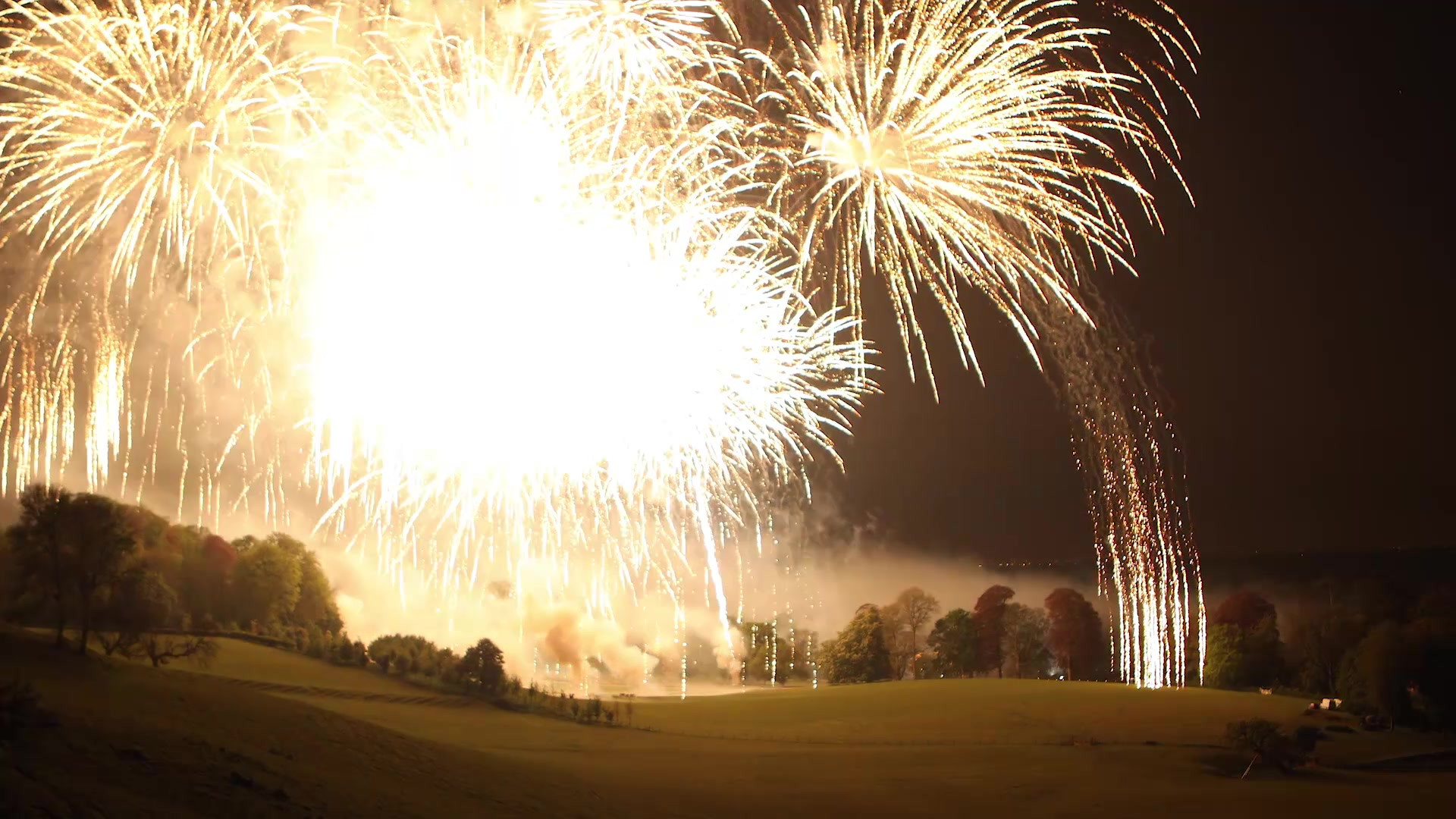 Private Event Fireworks Display