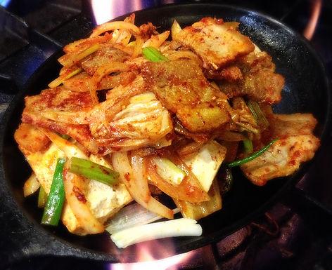 E13. Kimchi Sam-gyup-sal