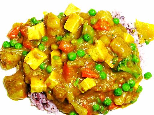 E5. Curry Rice