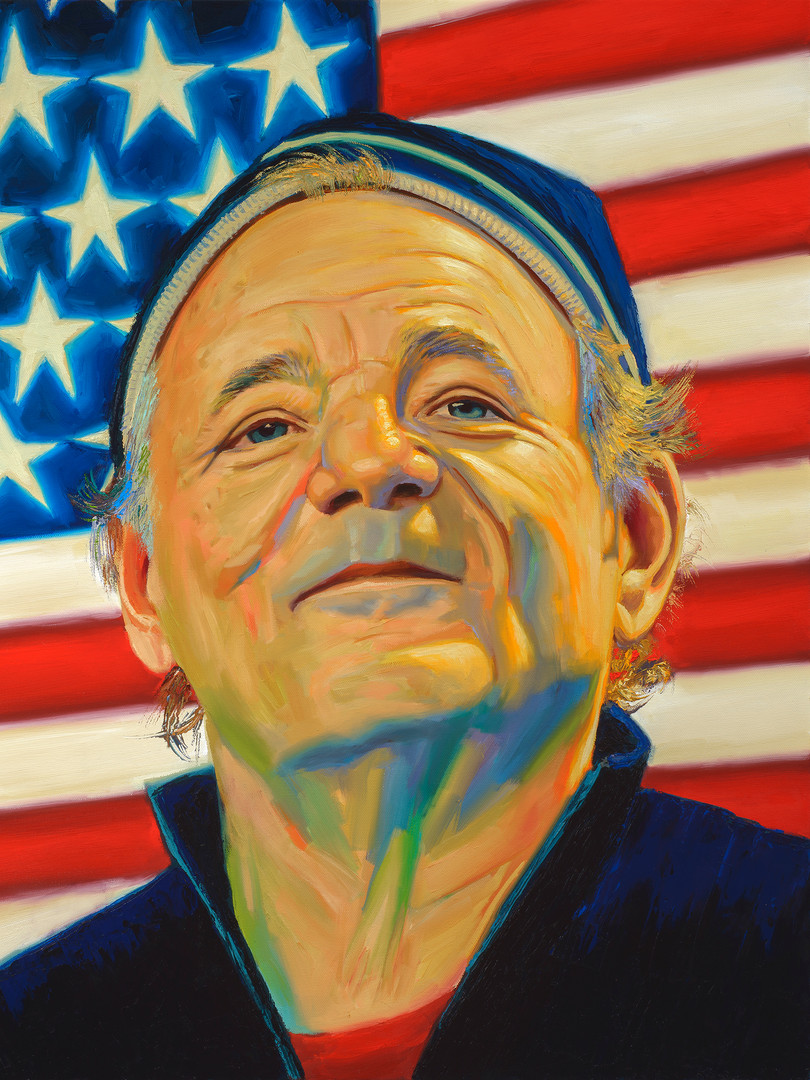 Scott Jacobs Gallery, Bill Murray