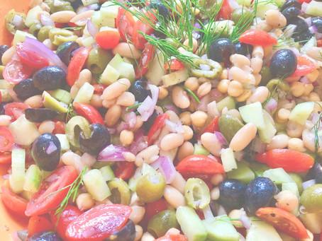 Delicious Bean Salad!