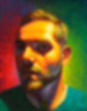 2015 Oil on Canvas 20_x16_