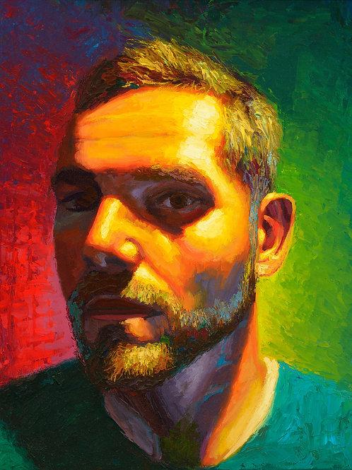 Self Portrait  25-June-15