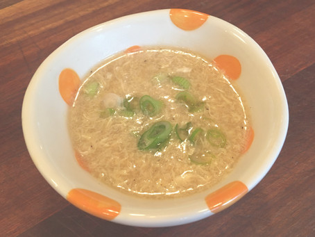 Egg Drop Soup: An Easy, Budget Friendly Recipe