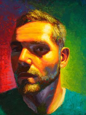 Scott Jacobs Gallery, Self Portrait