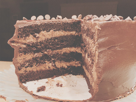 The Absolute Best Chocolate Cake