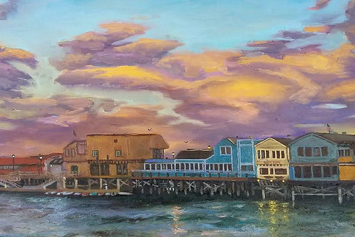 Old Fishermans Wharf-Sold