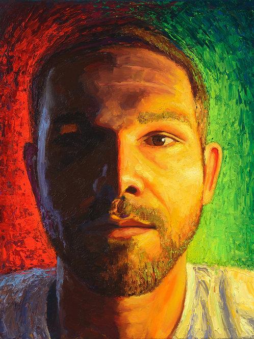 Self Portrait 6-4-16