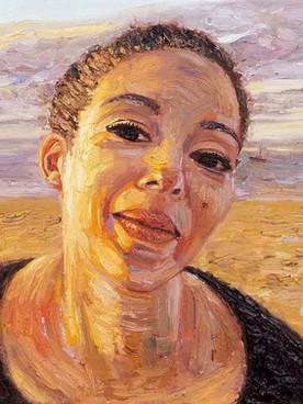 Scott Jacobs Gallery Carly, Portrait
