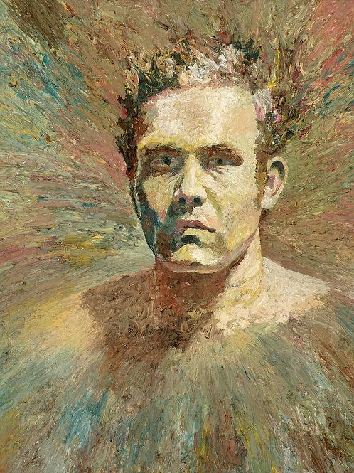 Self Portrait  (Chiaroscuro)
