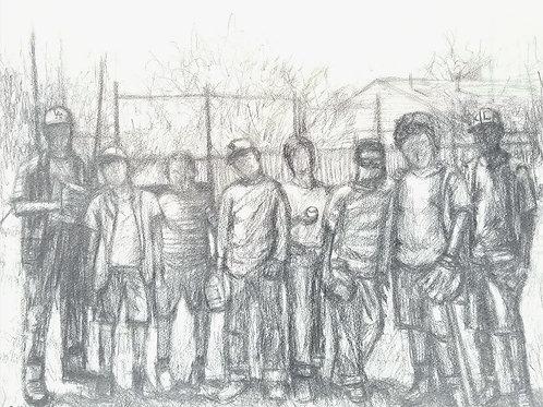 The Sandlot (Sketch)