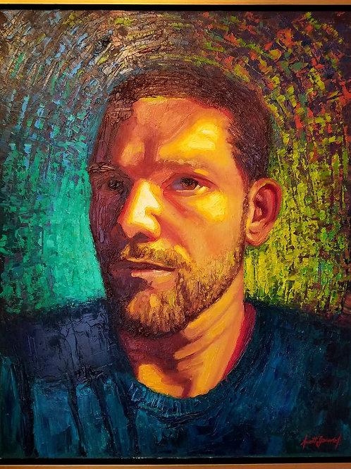 Self Portrait 6-9-17