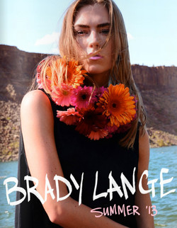 Brady Lange Look Book 1