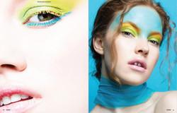 Color Pop // Elegant Magazine