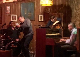 Longineu Parsons Trumpet with Bill Peter