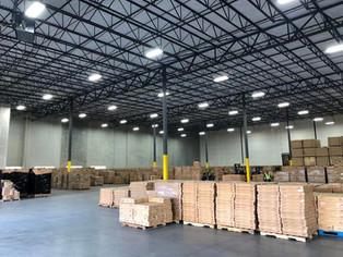 Warehouse in ShenZhen China open