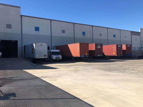 Houston warehouse open