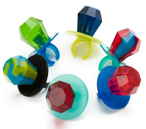 Ring Pops (V-Grams)