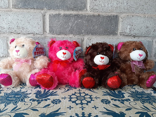 chocolate scented bears