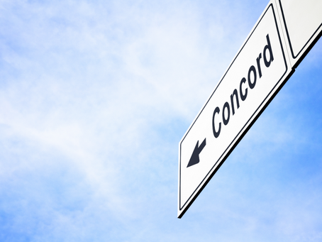What does Concord Mean?