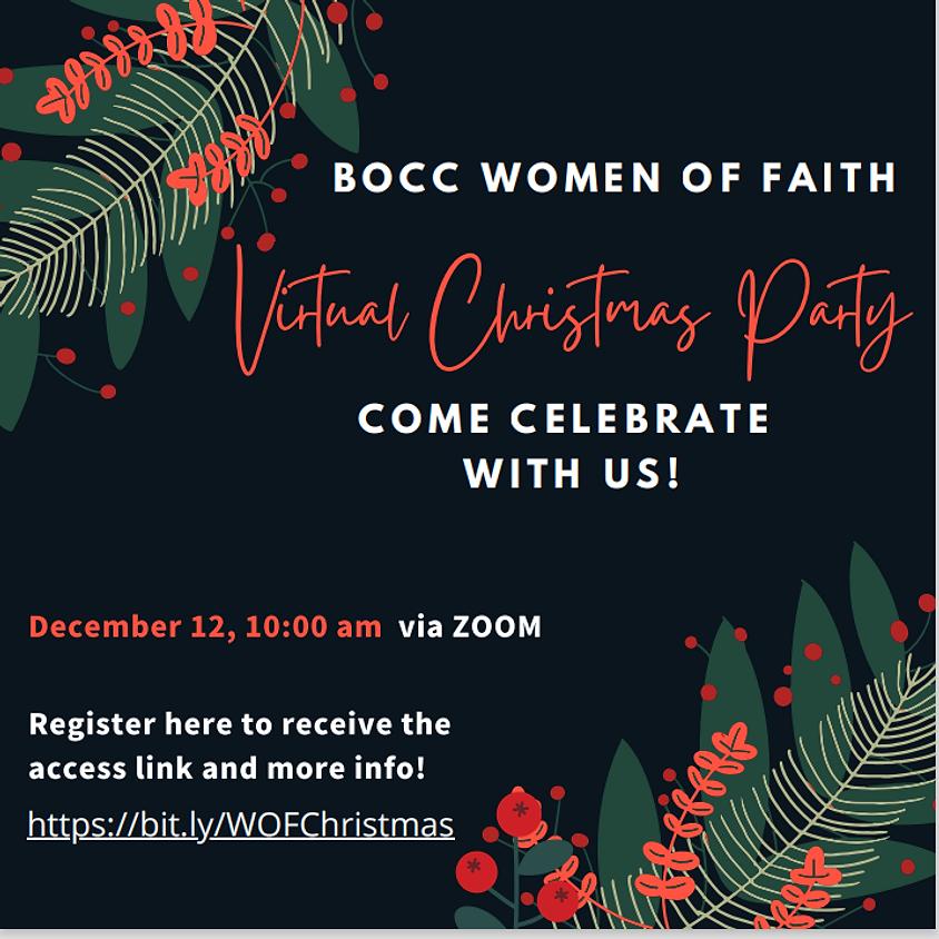 Women of Faith Christmas Party