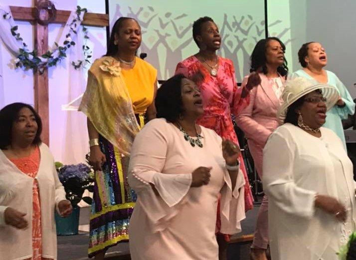 WOMEN OF PRAISE