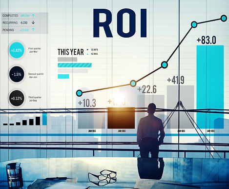 Roi Return On Investment Analysis Financ