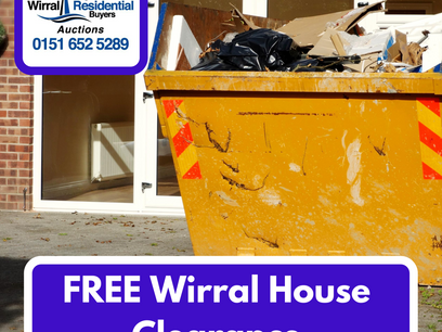 Free Wirral Property Clearance