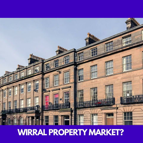 What's happening in the Wirral 🏠 market?