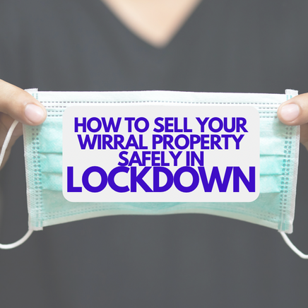 💥WRB Auctions' Top Tips on Selling your Wirral Property safely in Lockdown💥