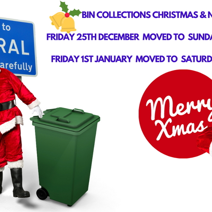 🎄 Wirral Bin Collection Changes 2020 🎅🏽