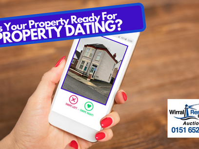 Is your Wirral Property ready for Online Dating?
