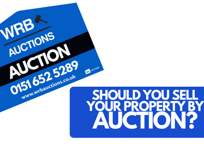 """Why do properties go to Auction?"""