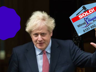 Is Boris's 95% Mortgage Announcement a Good Move for First Time Buyers in Wirral ?