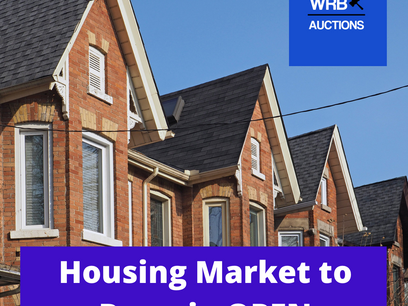 💥💥 HOUSING MARKET TO REMAIN OPEN 💥💥