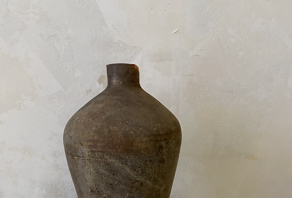 Rustic Indonesian Vase
