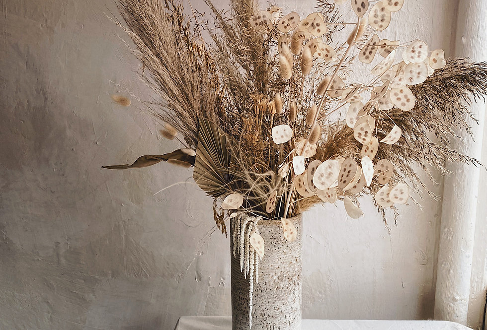 Lunaria Display  (Vase not included)