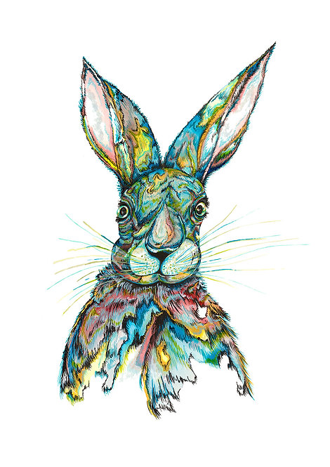 The Blue Hare